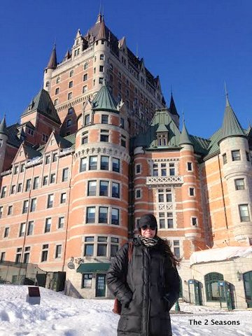 Canada hotel - Our Romantic Get-away to Quebec City