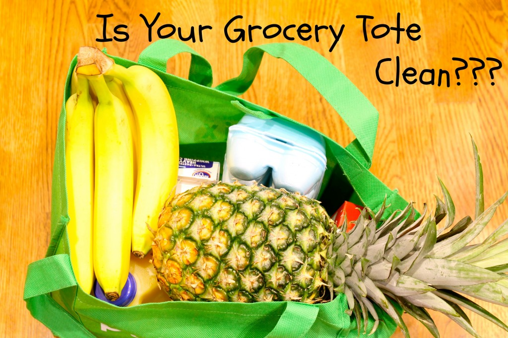 Grocery Tote 1024x681 - Are Your Shopping Bags Clean?
