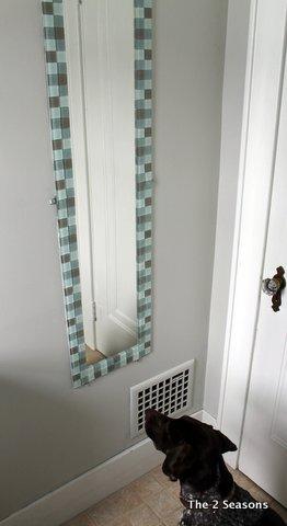 Tile a Mirror