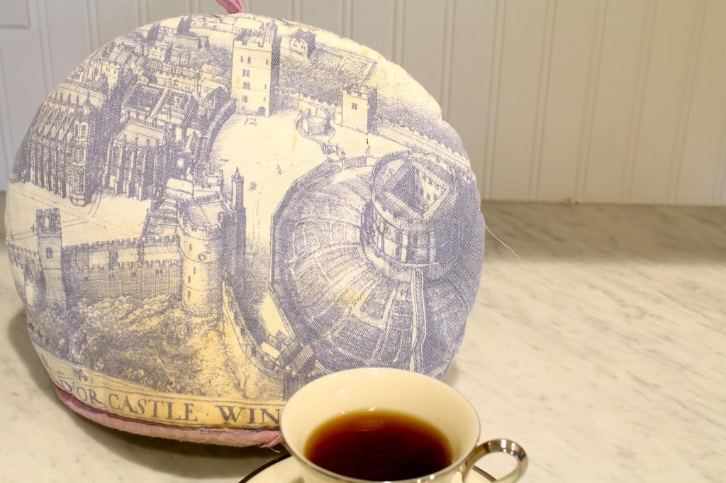 Tea cozy how-to