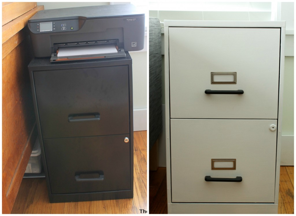 How to update a file cabinet