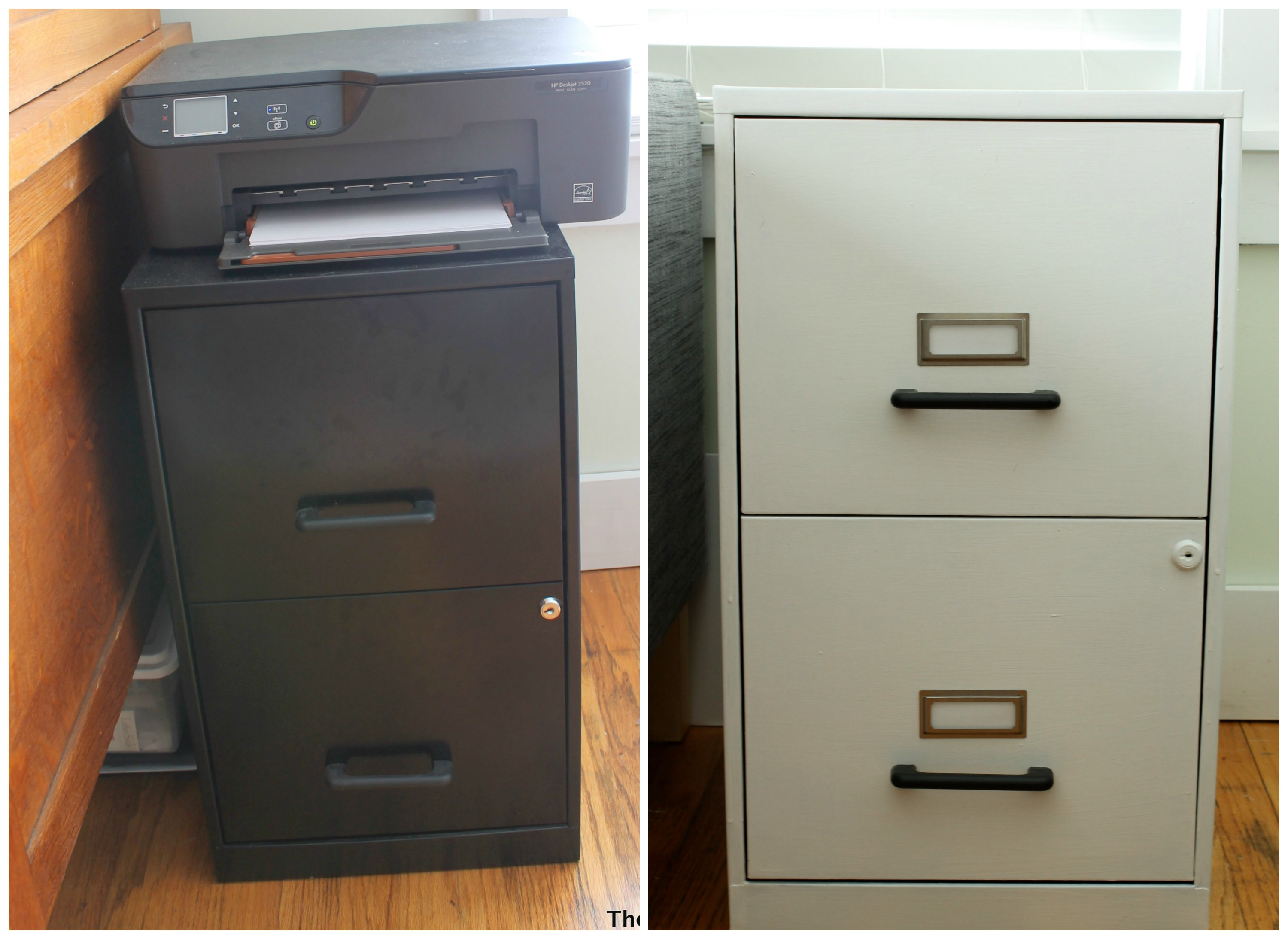 Updating a File Cabinet