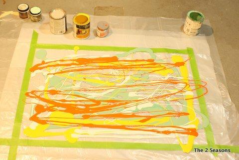 Make your own modern art