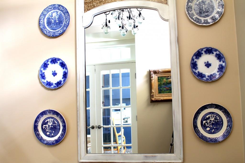 Foyer plates