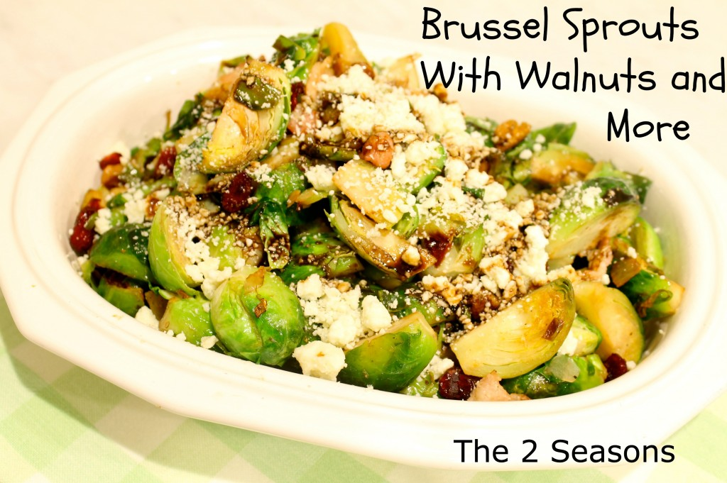 Brussel Sprouts and More