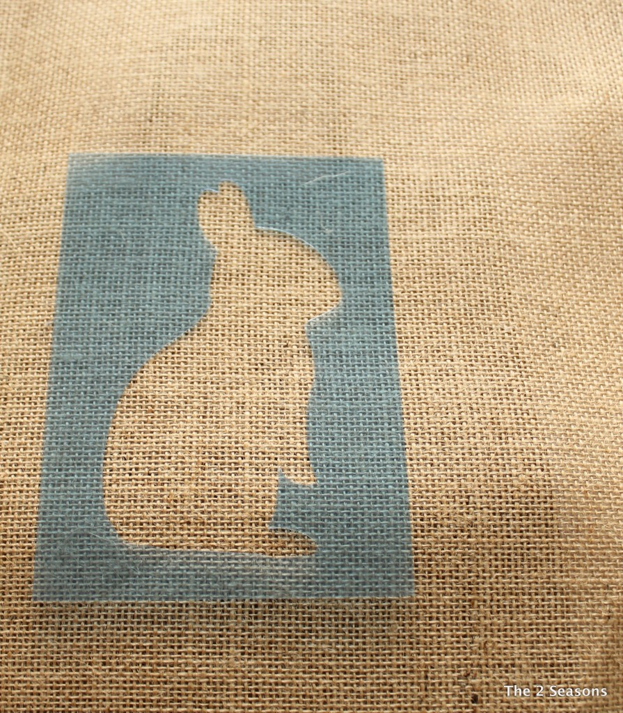 Bunny Table Runner