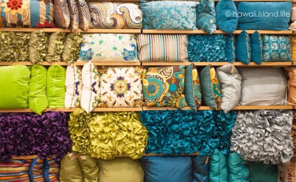 Pier one pillows