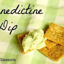 Benedictine 275x275 -  Benedictine Dip Recipe