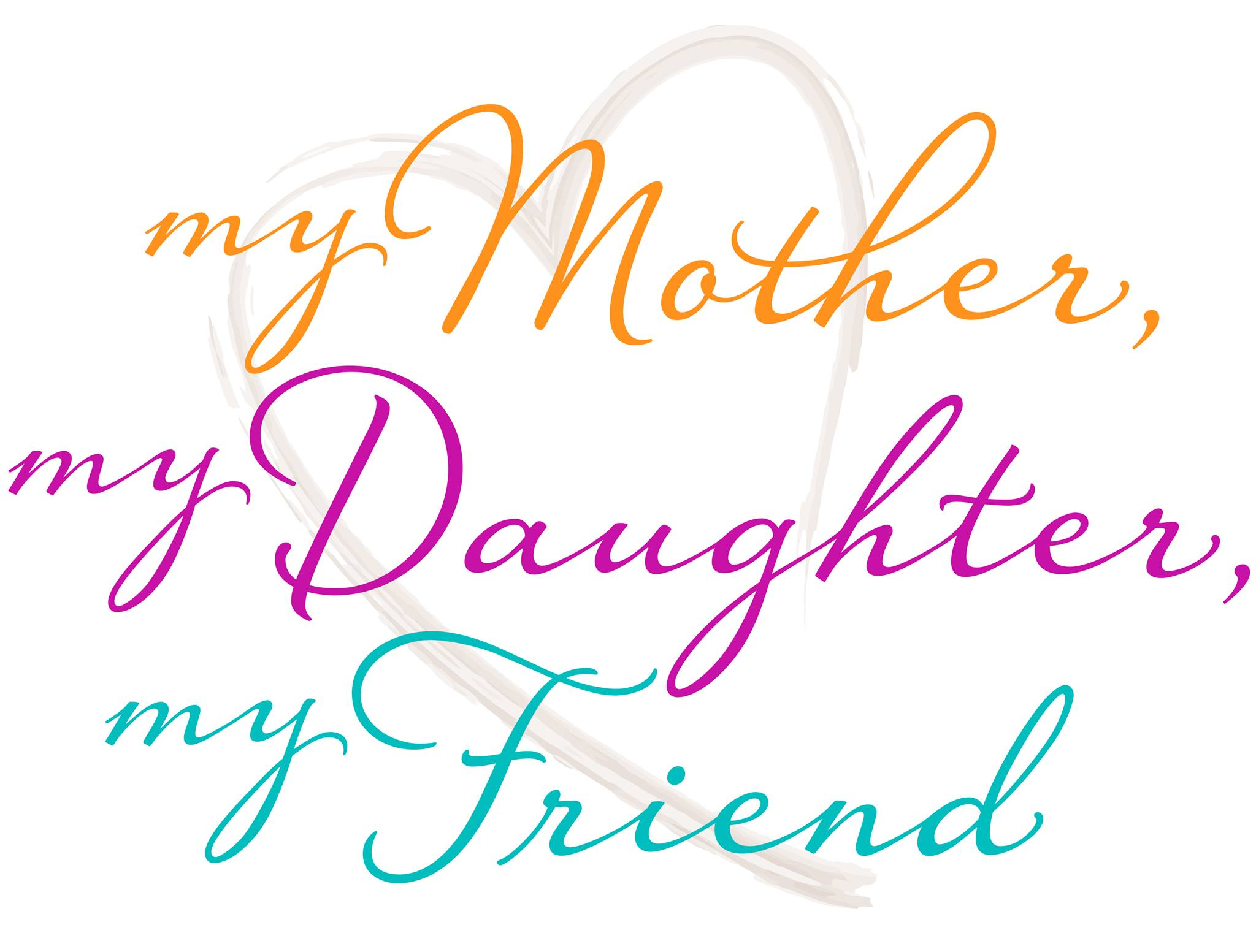 My mother - Guest Post from My Mother, My Daughter, My Friend
