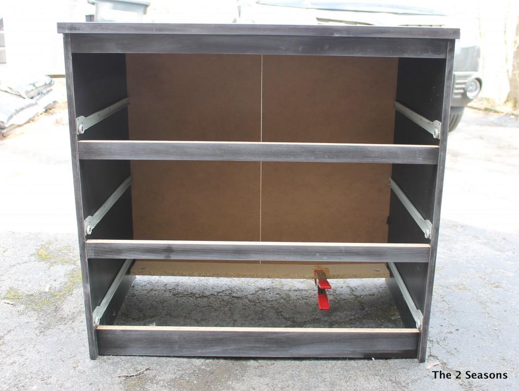 IMG 6492 1024x771 - Ikea Dresser Hack