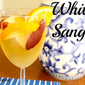 White sangria - The 2 Seasons