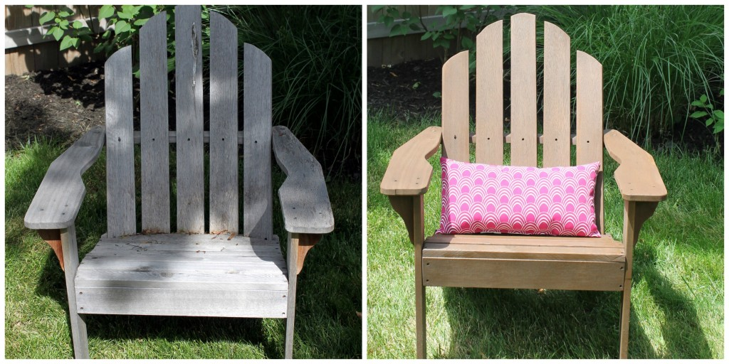 Pre/Post Wood Stain