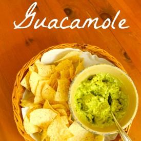 Guacamole 275x275 - The Best Guacamole Ever
