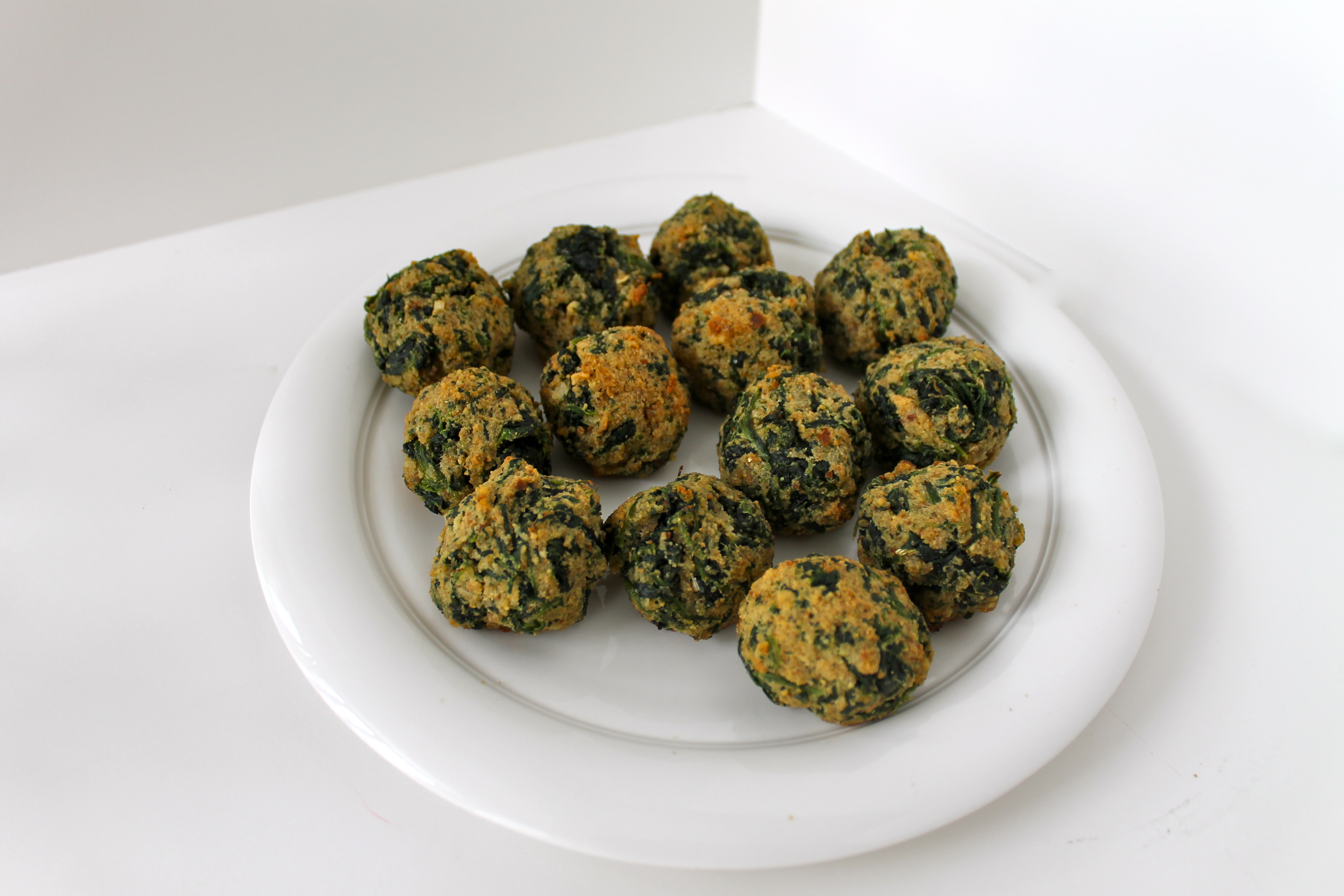 IMG 7452 - Spinach Balls