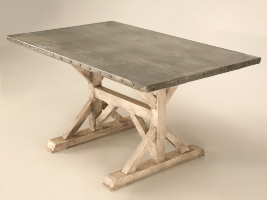 Table 2 - Old Plank French Antique Furniture