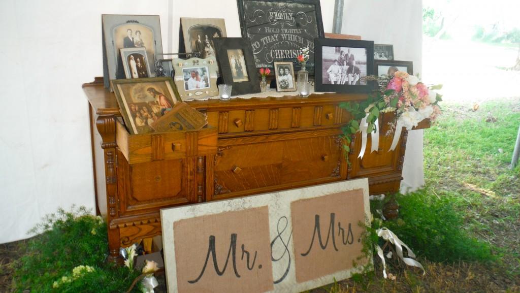 Wedding reception - The 2 Seasons