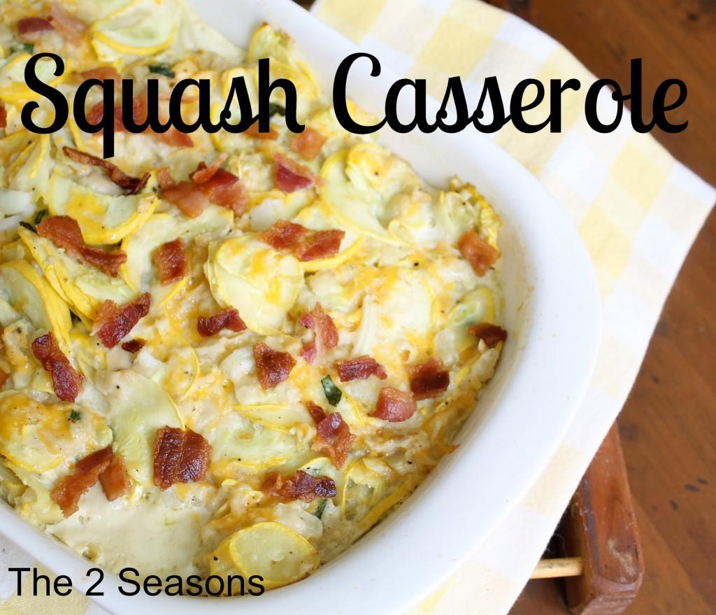 Squash Casserole 1024x879 - Squash Casserole Recipe