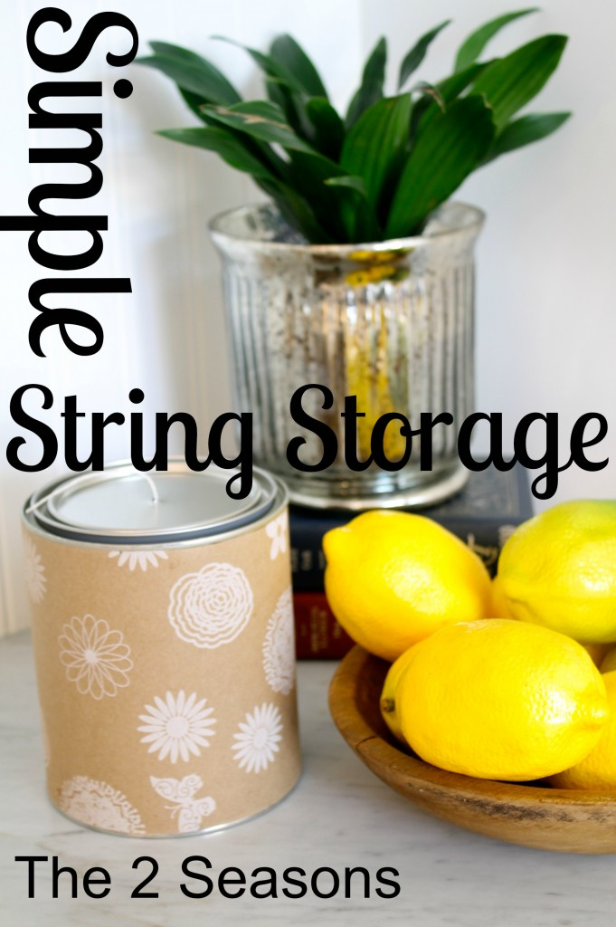 String Storage - The 2 Seasons