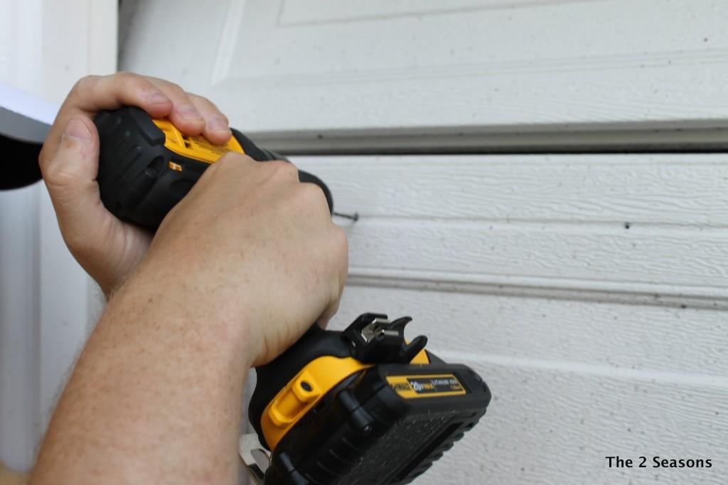 IMG 7693 1024x682 - How to Update A Garage Door