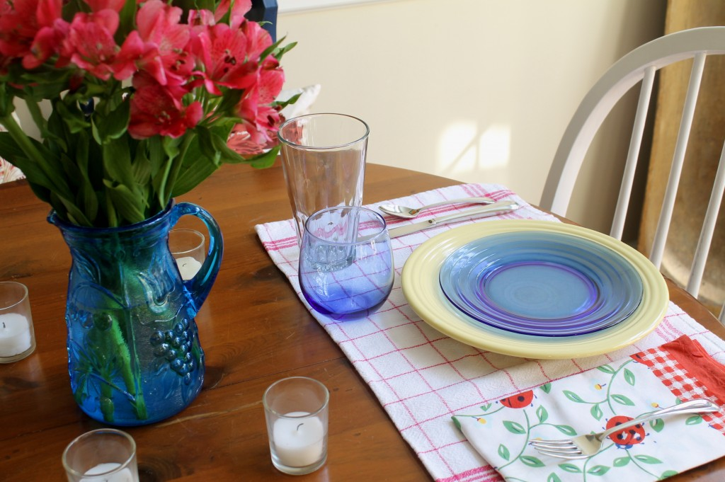 IMG 8999 1024x681 - Good-Bye Summer Tablescape