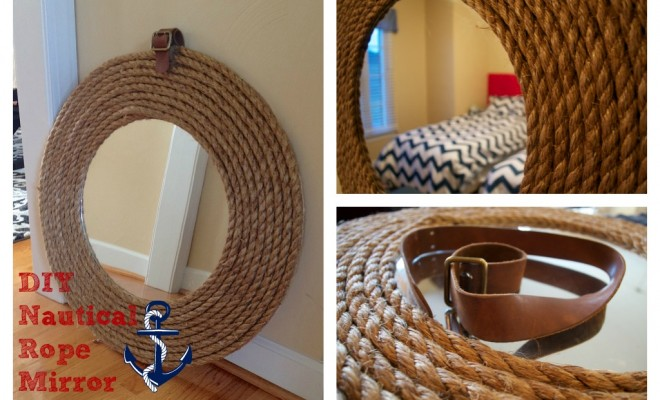 nautical rope mirror 660x400 - The Seasons' Saturday Selections, #4