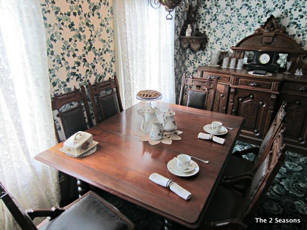 Anne Of Green Gables House Floor Plan