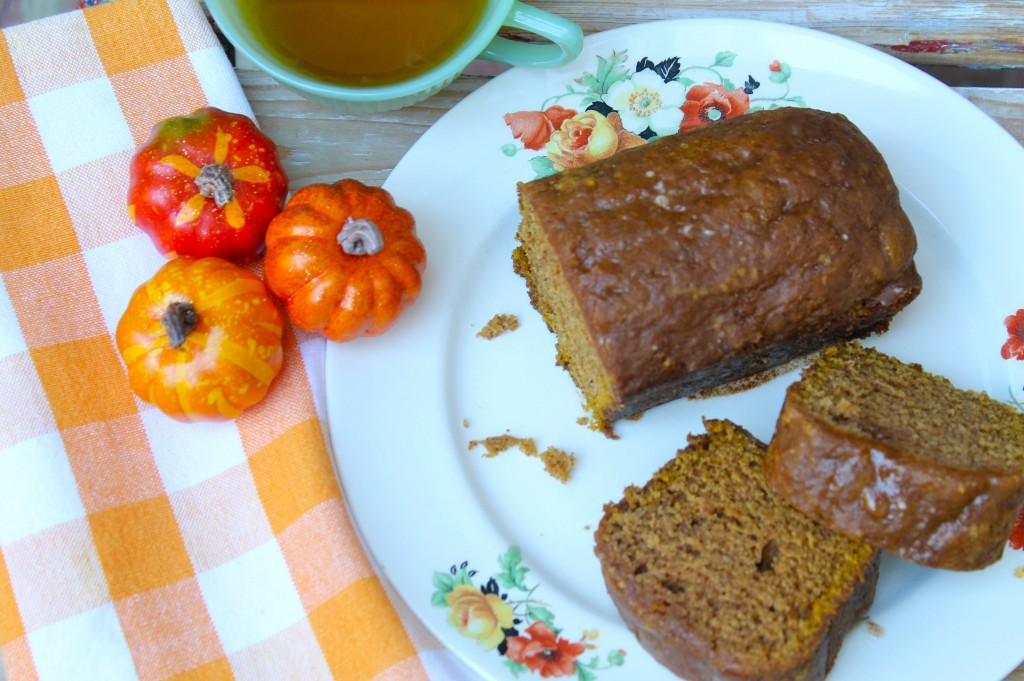 IMG 9217 1024x681 - Pumpkin Bread Recipe