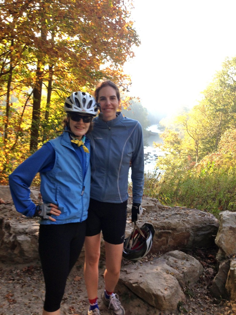 Pittsburgh-DC by bike