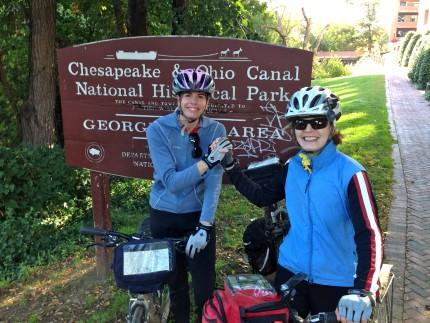 Pittsburgh-DC by bike