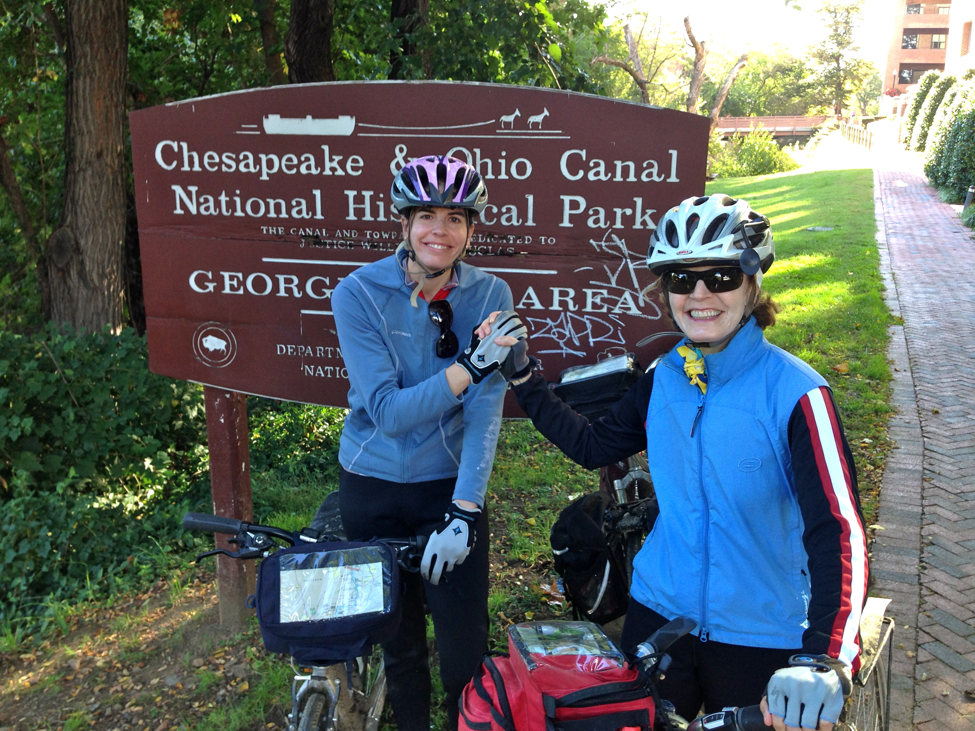 Pittsburgh to DC by Bike