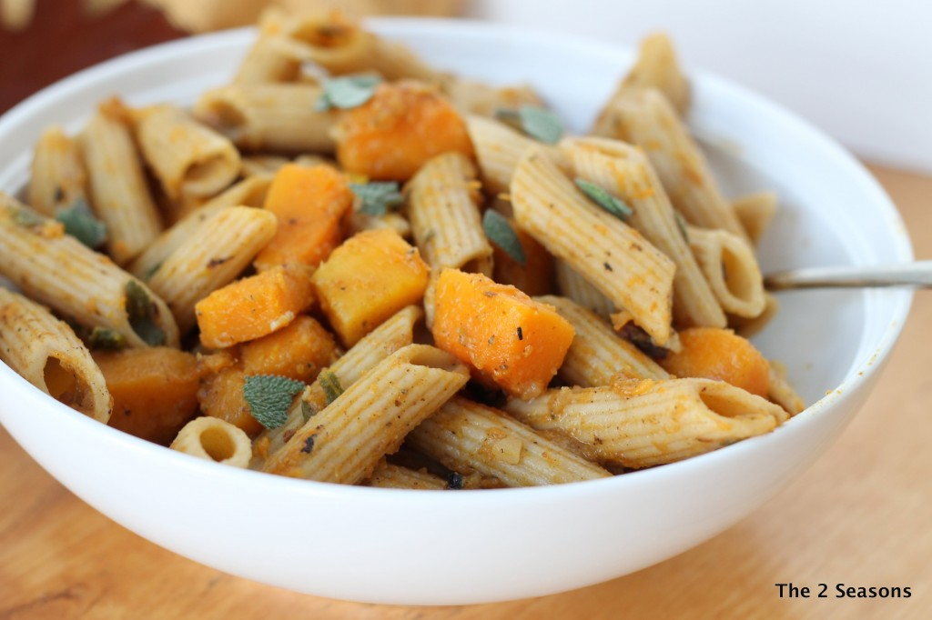 IMG 8206 1024x682 - Pasta with Butternut Squash and Sage