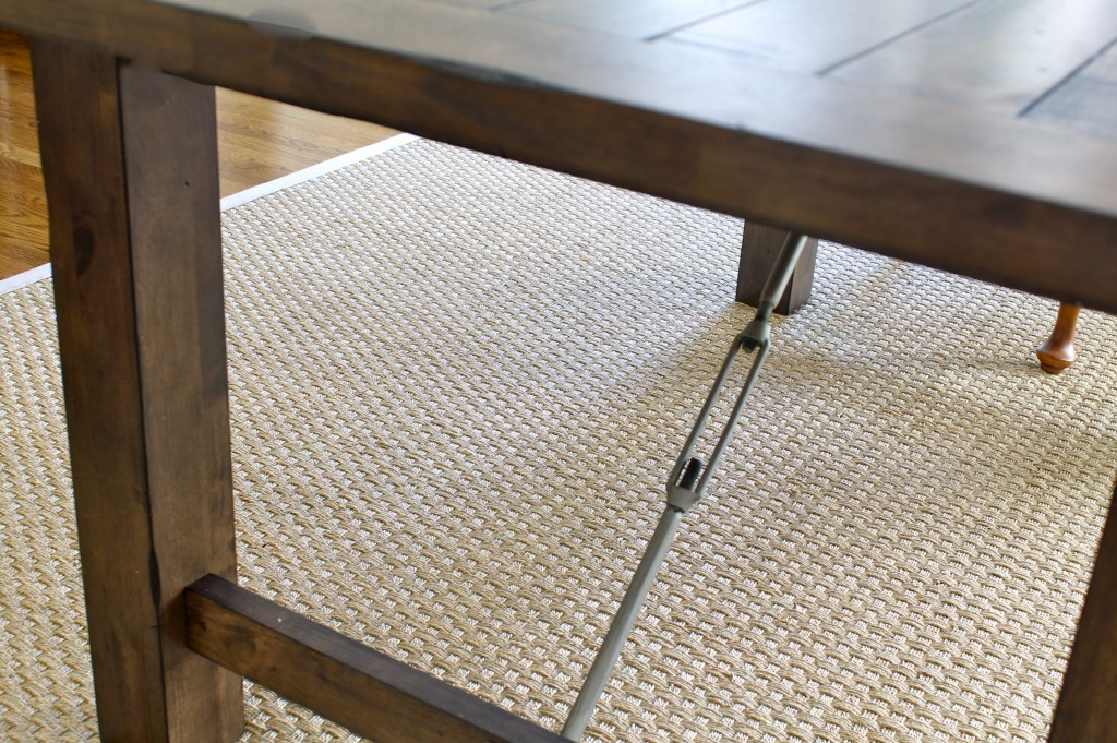 Great room table