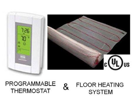 Floor heat