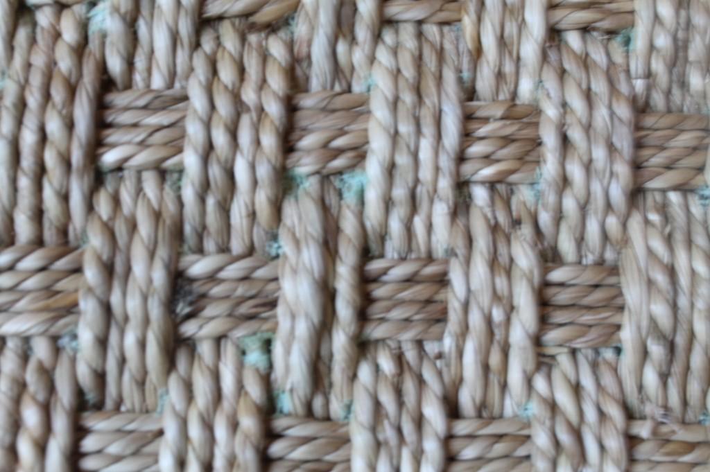 Seagrass rug mold