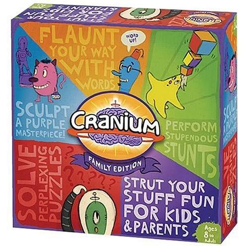Cranium - Last Minute Gift Ideas
