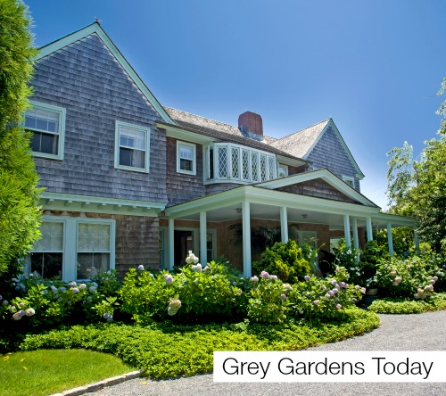 Grey Gardens 3 West End Rd East Hampton Today - Seasons' Saturday Selections