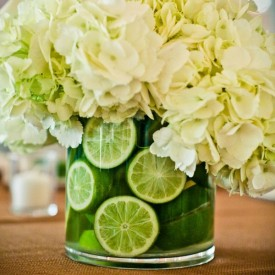 Lime Hydrangea Centerpiece 600x900 275x275 - Seasons' Saturday Selections