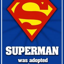 Superman 275x275 - Adoption Update, #1