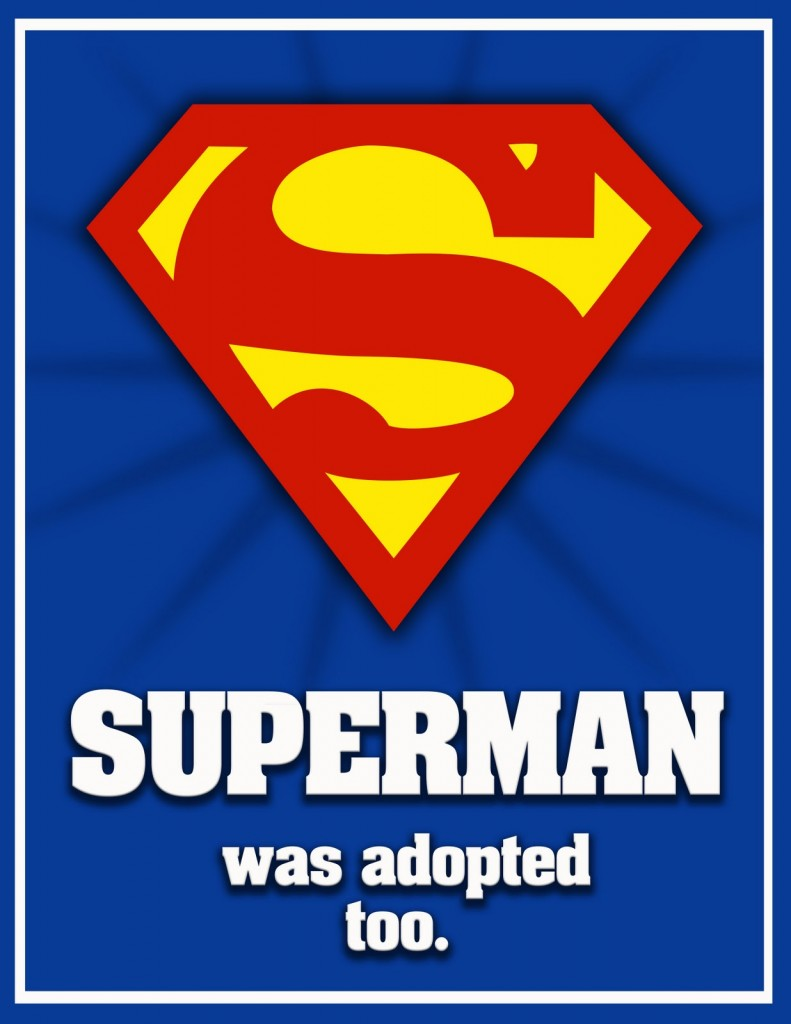 Superman 791x1024 - Adoption Update, #1