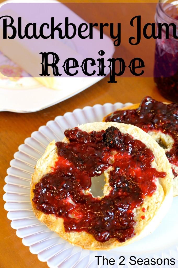 Blackberry Jam Recipe 681x1024 - Blackberry Jam Recipe