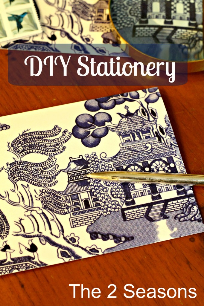 DIY Stationery 2 682x1024 - Things I Do After a Vacation
