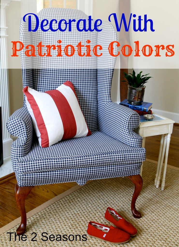 Decorate w Patriotic Colors 741x1024 - Flying My Flag Colors