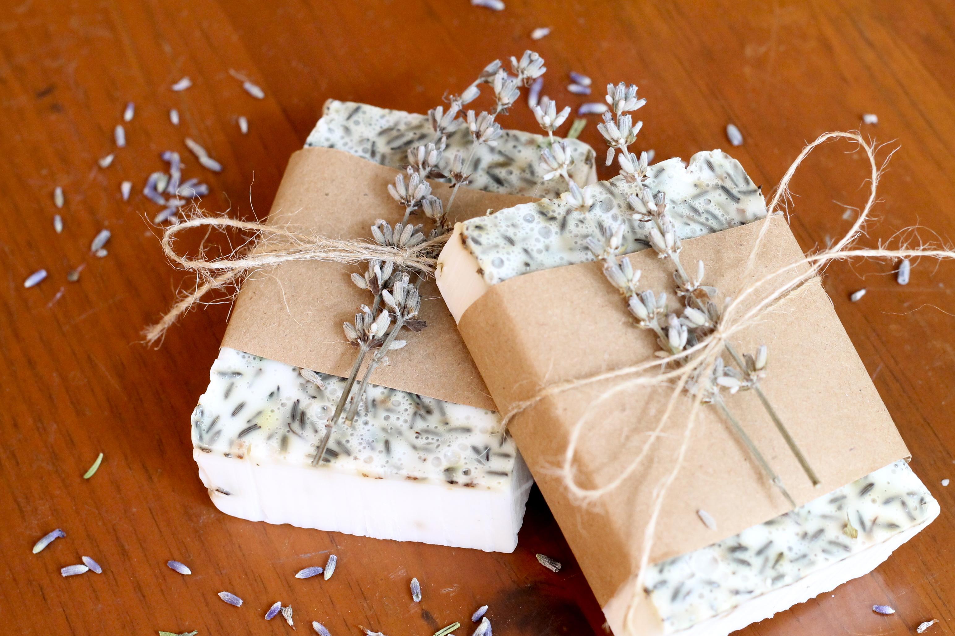 IMG 0834 - DIY Lavender Soap Recipe