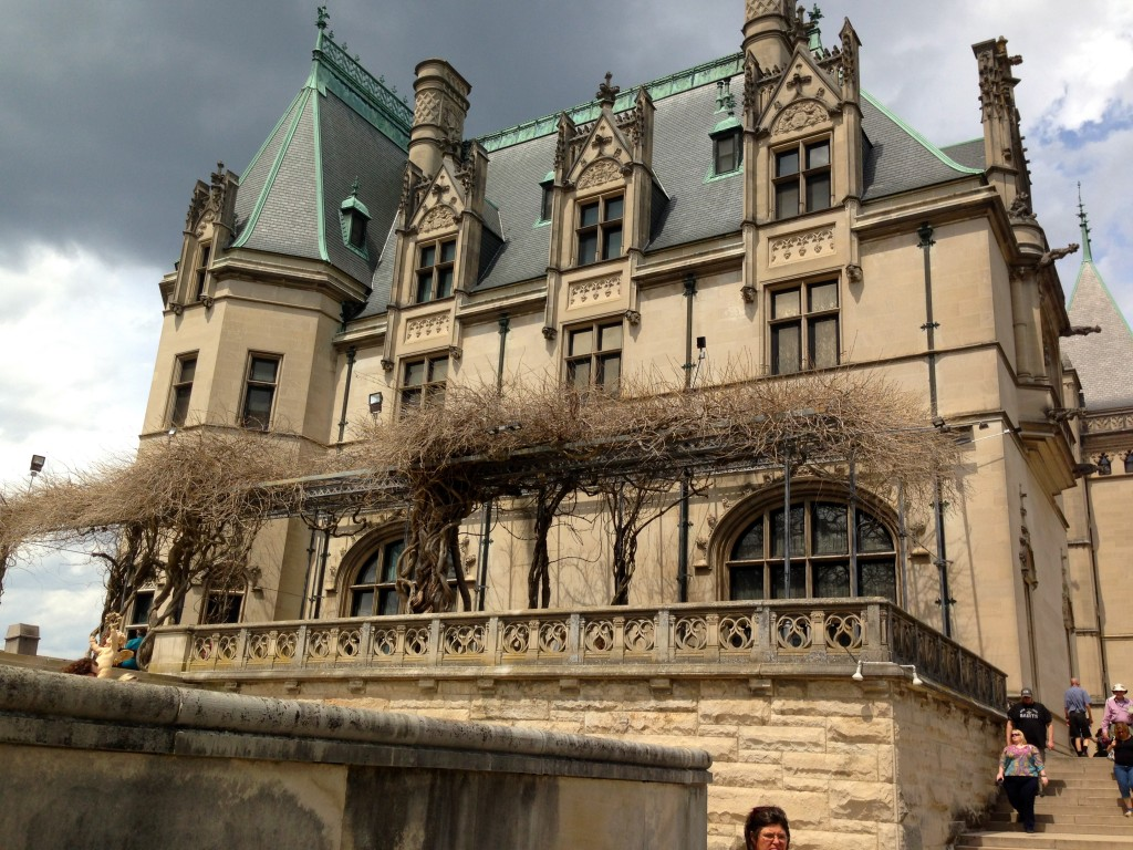 IMG 1797 1024x768 - Downton Abbey at the Biltmore