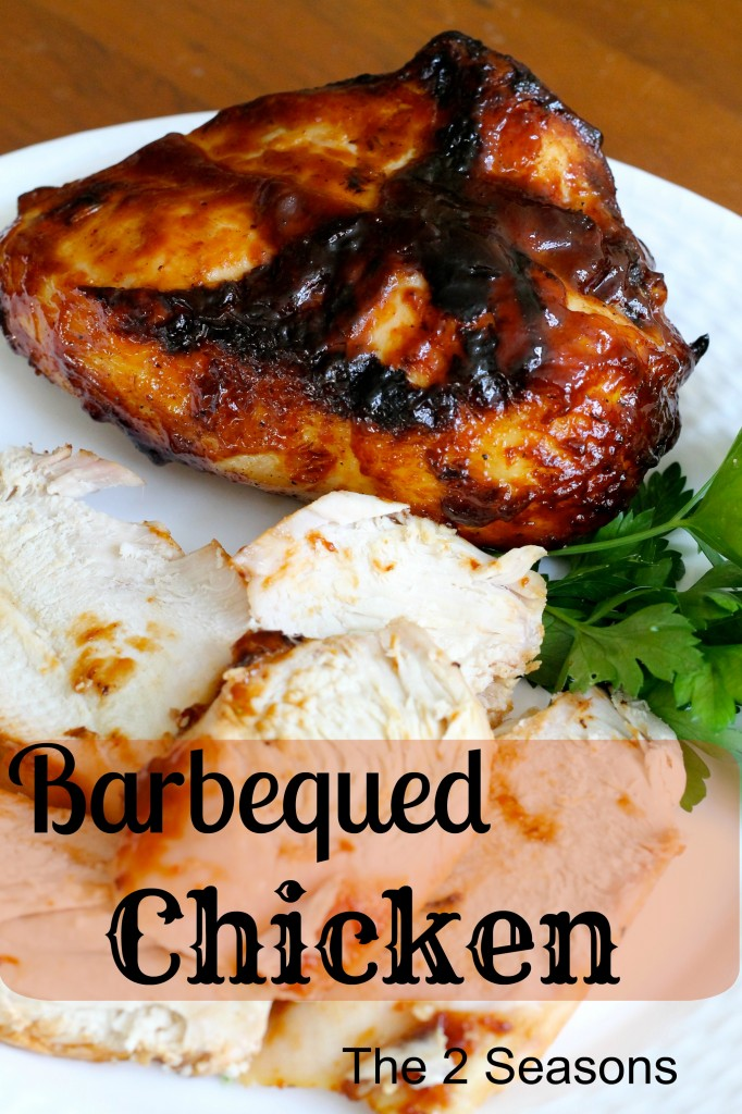 Barbequed Chicken 682x1024 - Barbequed Chicken Recipe