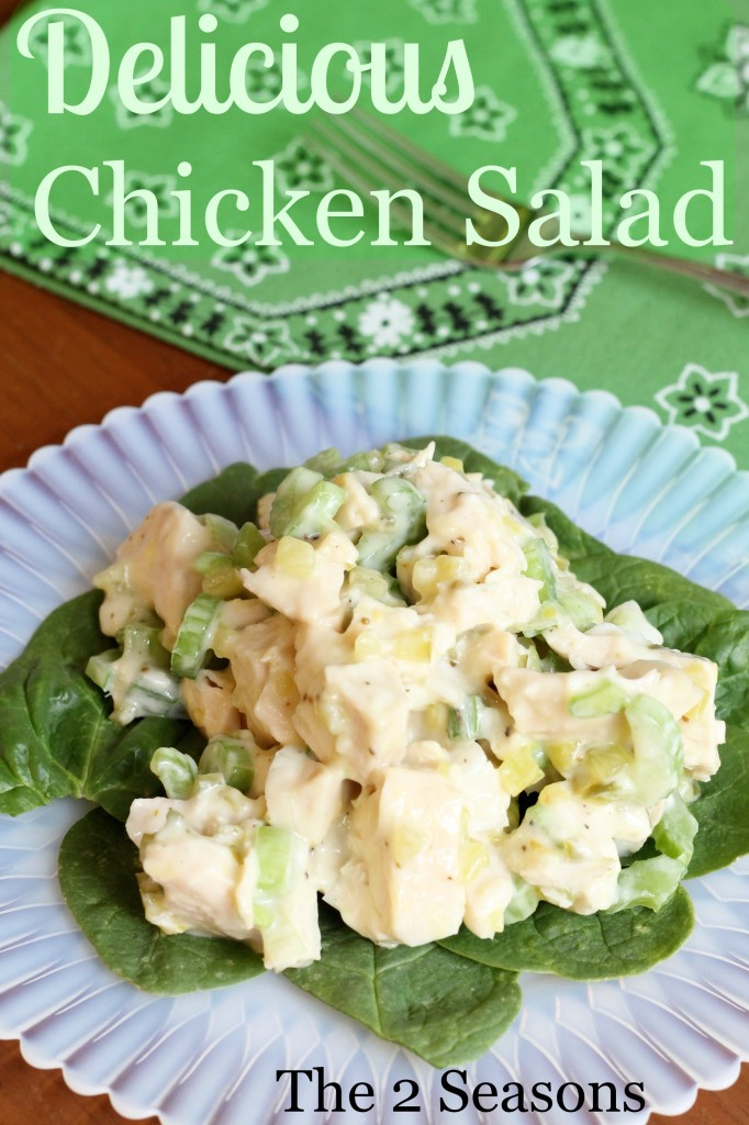 Chicken Salad 682x1024 - The Best Chicken Salad Recipe