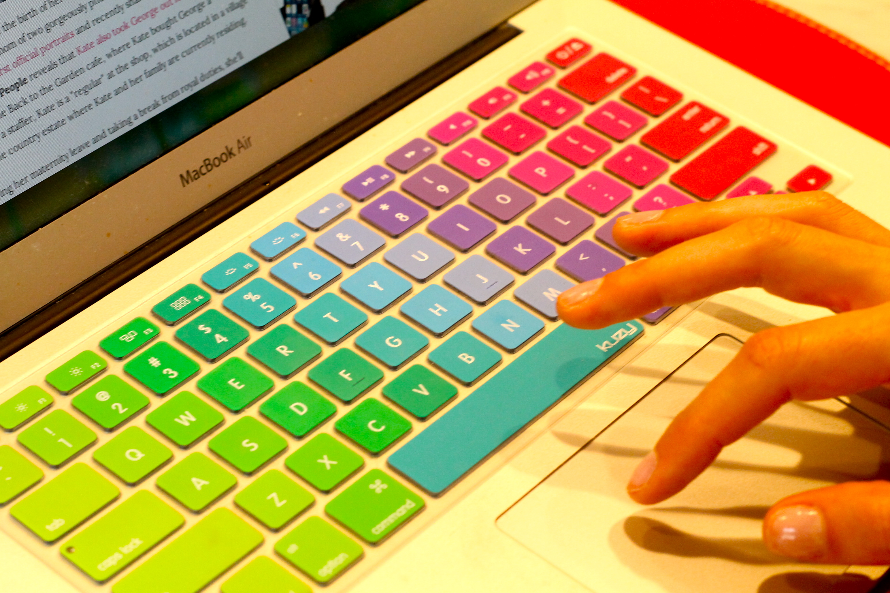 IMG 0949 - How to Have a Colorful Keyboard and More