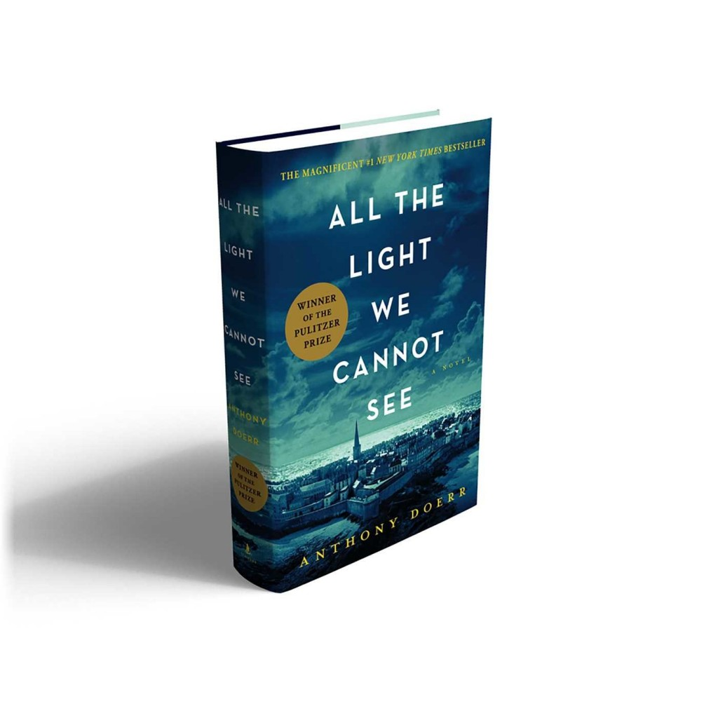 All The Light We Cannot See 1024x1024 - 15 Great Book Recommendations