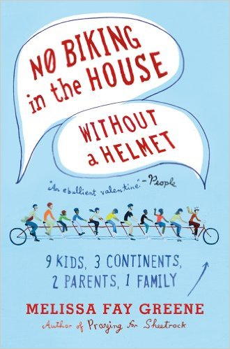 No Biking in the House - 15 Great Book Recommendations