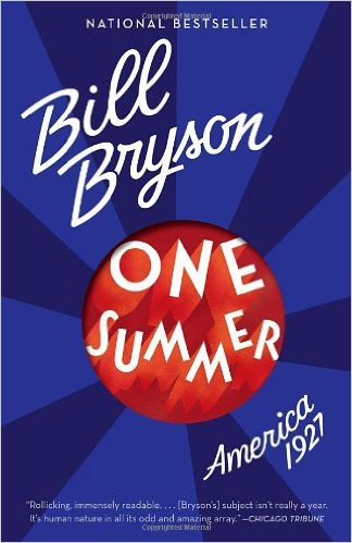 One Summer - 15 Great Book Recommendations